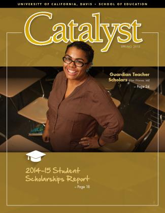 Image of Spring 2015 CATALYST