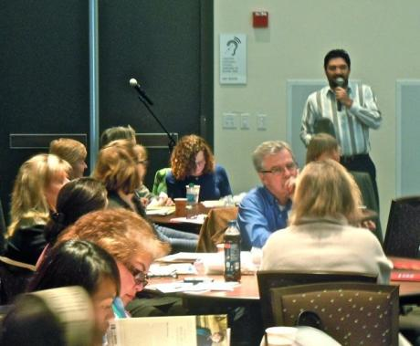 Image of Academic Literacy Summit 2012: