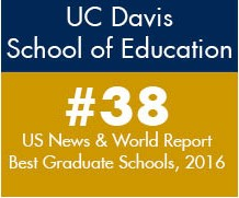 Image of US News & World Report Ranks School of Education Among Top Graduate Schools for 2016