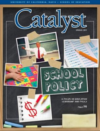 Image of Spring 2011 Catalyst