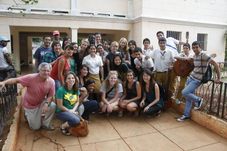Image of Comparative Education Experience in Cuba