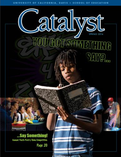 Image of Spring 2014 Catalyst