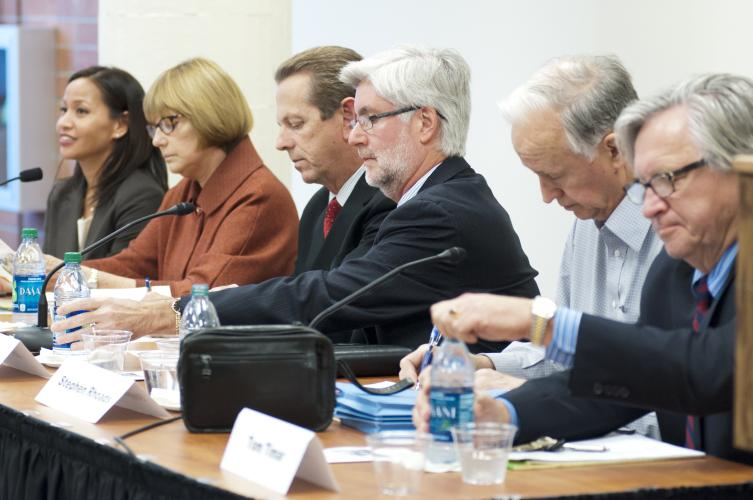 Image of School Hosts Education Policy Advocates Forum