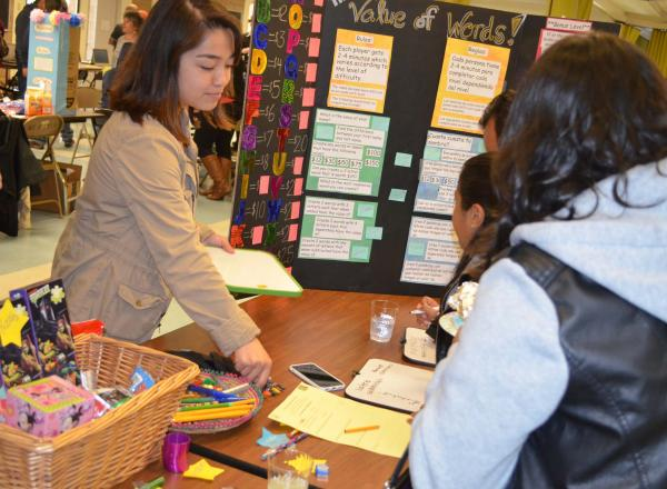 Image of Family Math Day in Vacaville