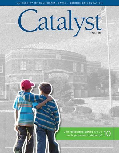 Image of Fall 2015 Catalyst