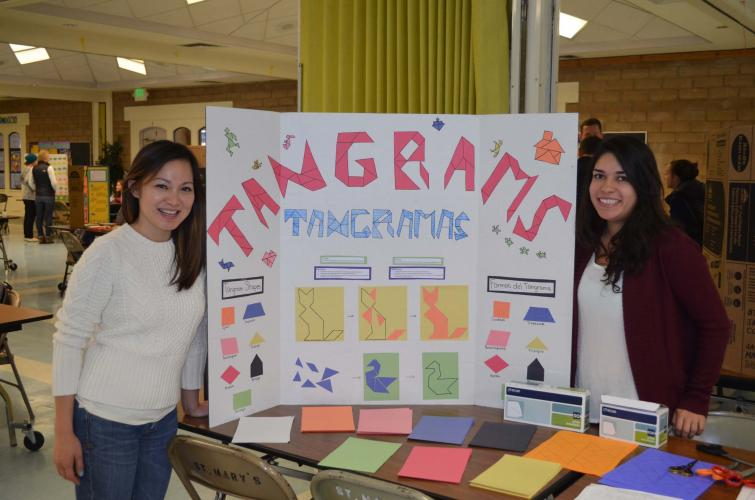 Image of Family Math Day