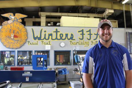 A Passion for Agriculture Leads to Career in Ag Ed