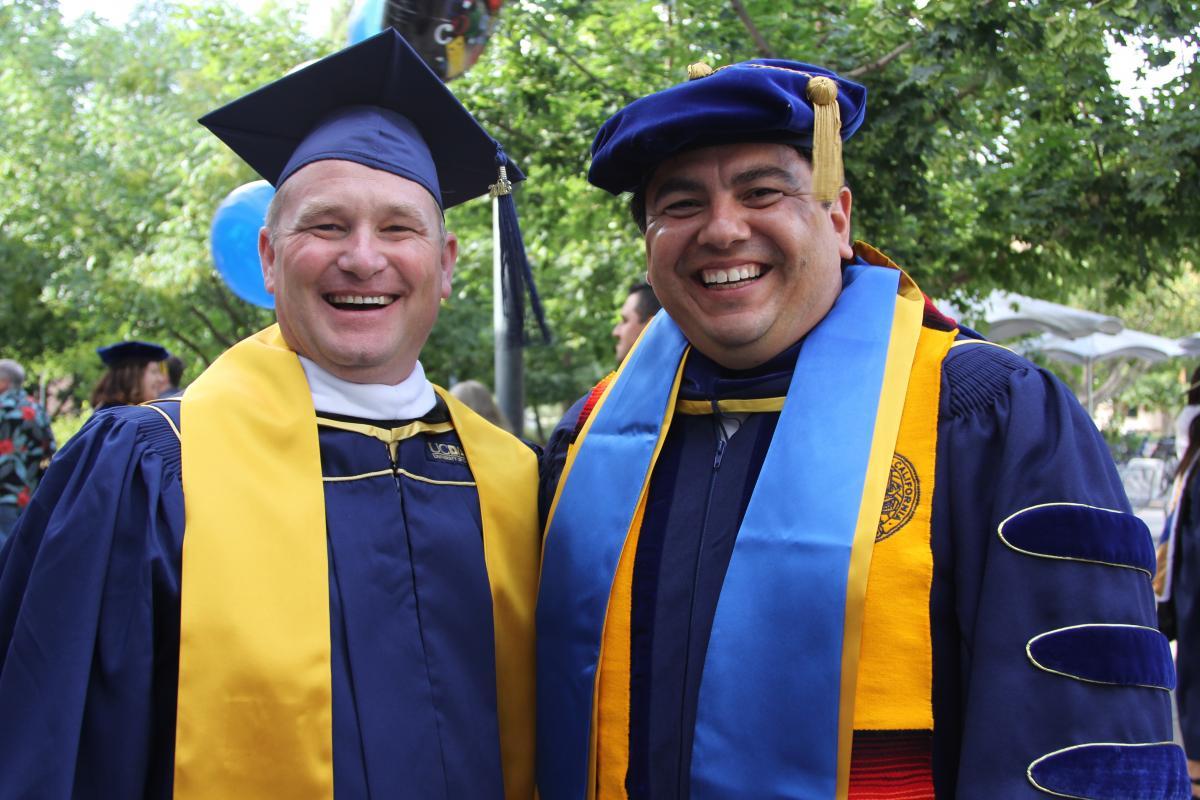 School of Education Graduation 2017 - UC Davis School of Education