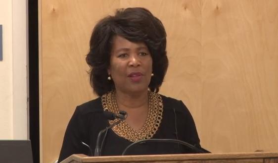 Distinguished Speaker: Peggy G. Carr