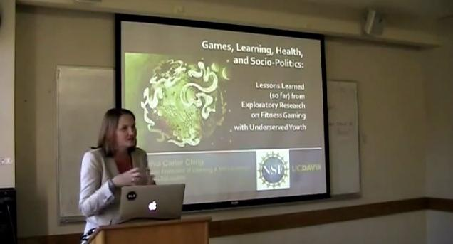 Games, Learning, Health and Socio-Politics