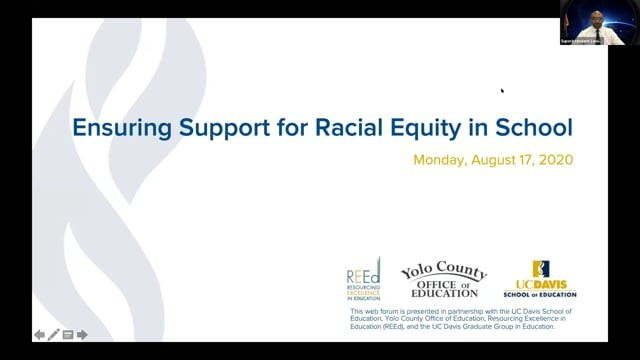 Ensuring Support for Racial Equity in Schools