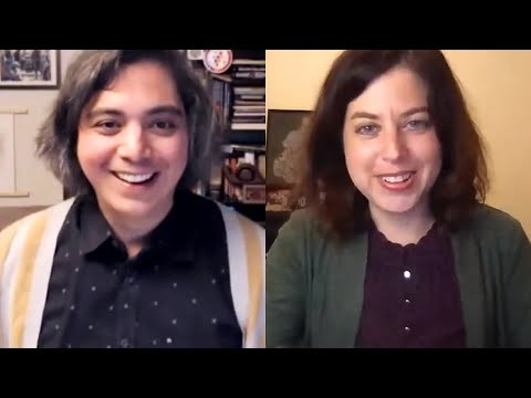 Dr. Nicole Mirra and Dr. Antero Garcia