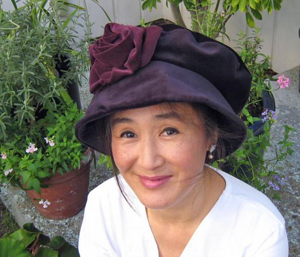 Portrait of Belle Yang