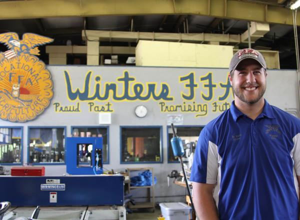 Student's Passion for Agriculture