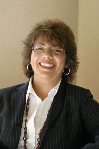 Portrait of Gloria M. Rodriguez
